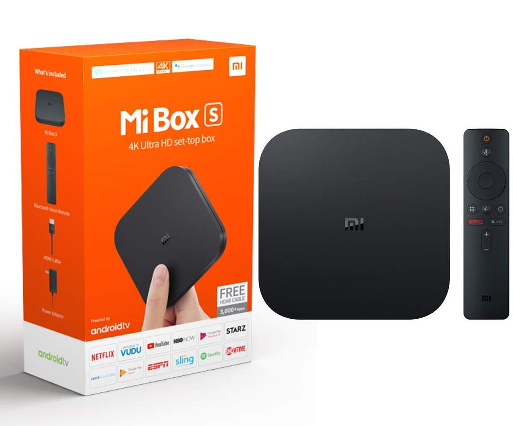 HƯỚNG DẪN CHI TIẾT CÀI ĐẶT ỨNG DỤNG CHO MIBOX S 4K GLOBAL MI 360