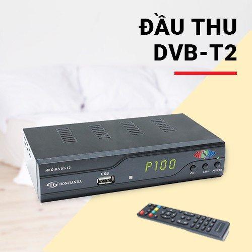 Đầu thu truyền hình số mặt đất DVB-T2 - HKD MS 01-T2