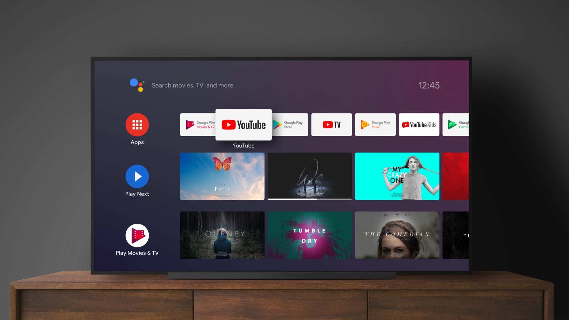 Android TV Core Services cho Android - Tải về APK